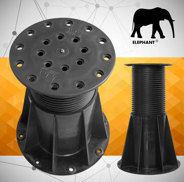 Soportes Ajustables para Pisos ElevadosSoportes Ajustables para Pisos Elevados | Elephant Technology